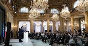 Présidence de la République : Réception consacrée à la mémoire des Harkis