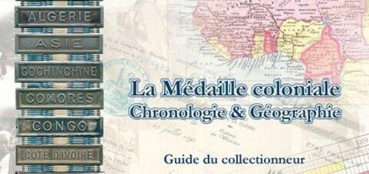 La médaille coloniale (3 tomes)