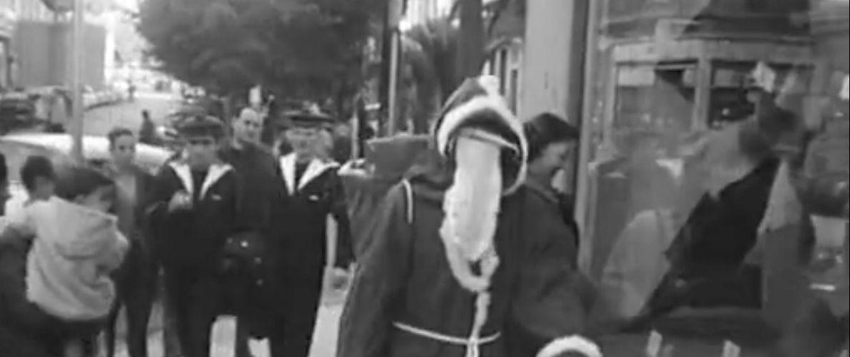 Archives INA : Noël en Algérie le 25 décembre 1961