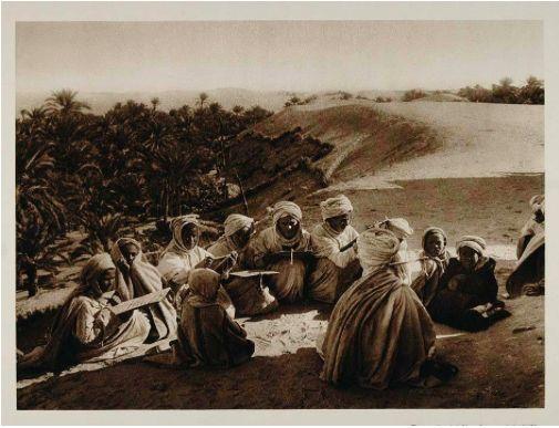 Archives photos de l'Afrique du Nord en 1924