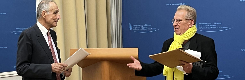 Prix Histoire & Mémoire