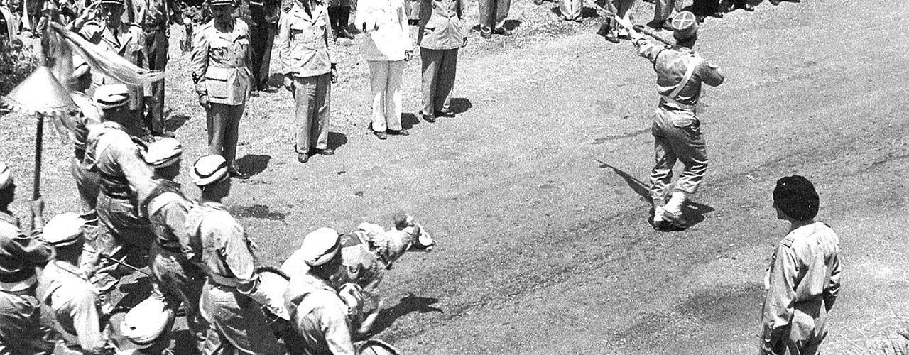 Afrique du Nord 1945-1954 : la charnière Histoire-Mémoire