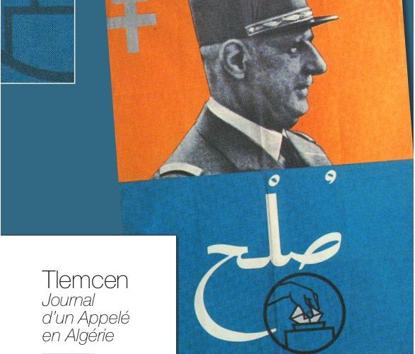 Un appelé à Tlemcen 1961
