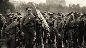 Conférence : 10 000 soldats russes «indésirables» envoyés en Algérie en 1918