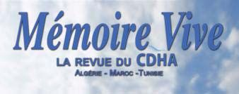 Mémoire Vive, La Revue du CDHA, n°64