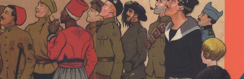 Exposition : Deux siècles d'affiches militaires