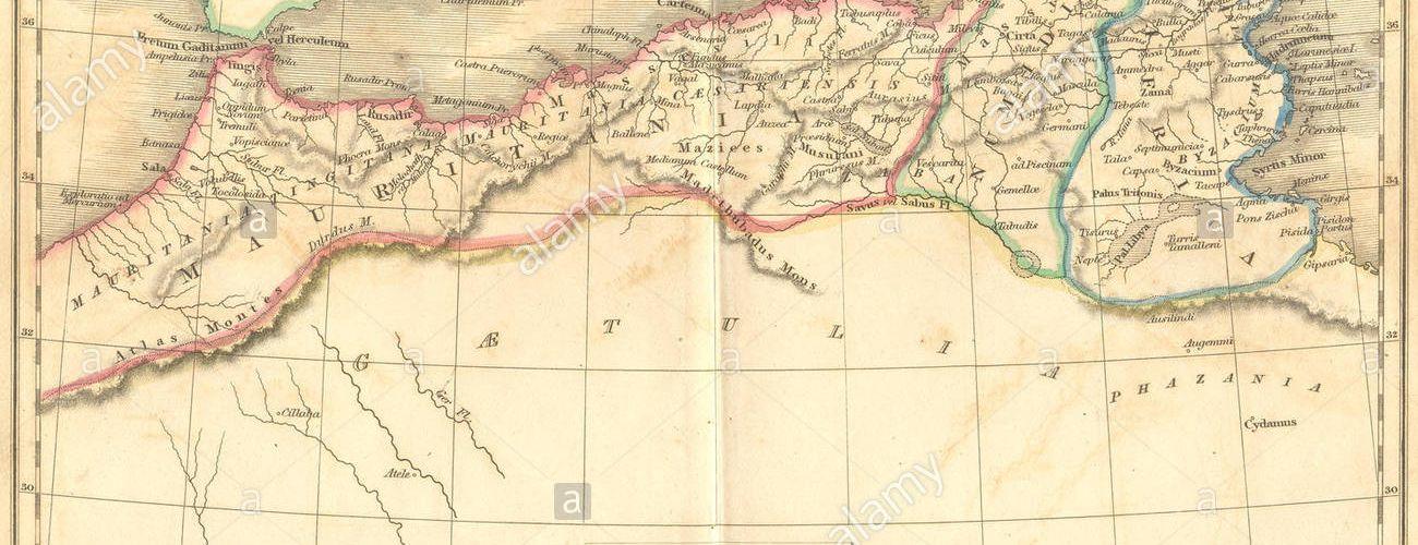 ANTIQUITE : La Maurétanie