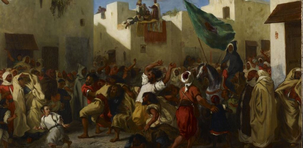 MOYEN-AGE : La conquête Arabe et les royaumes kharijites