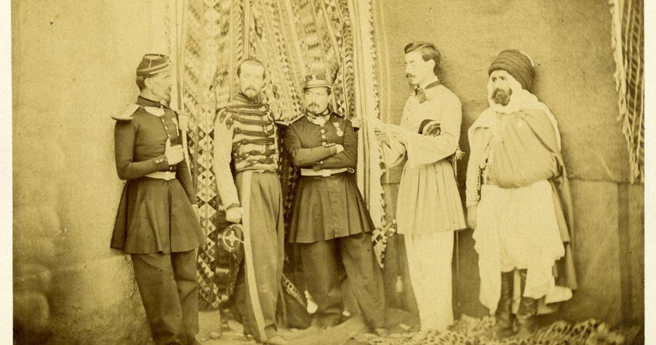 SECOND EMPIRE : Des Bureaux Arabes au Royaume arabe, le projet de Napoléon III pour l'Algérie