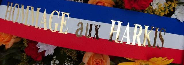 Harkis :  journée nationale