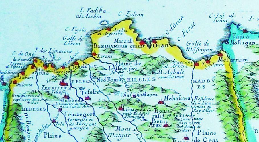 Conférence : La genèse des cités de l'Algérie : de l'antiquité à l'indépendance