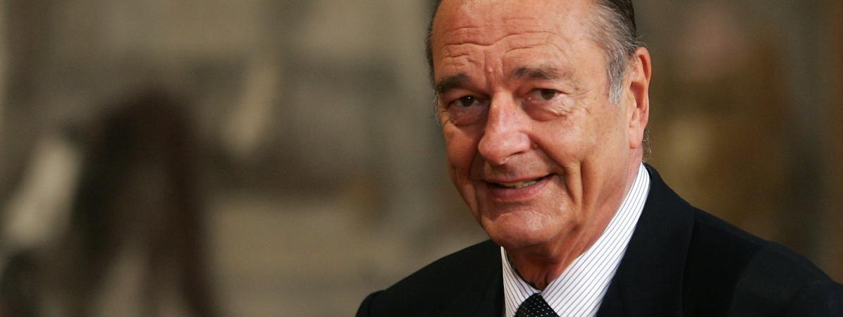 Disparition du Président Jacques Chirac