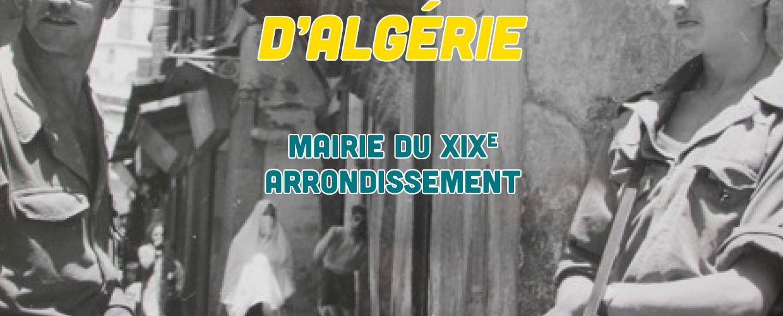 Journée de témoignages sur la Guerre d'Algérie