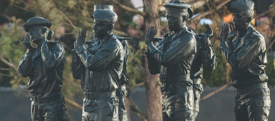 Monument aux morts pour la France en opérations extérieures