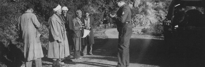 """RHA n°295 : """"Être gendarme durant la guerre d'Algérie"""""""