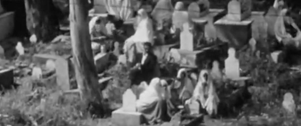 Archives Ina : Fêtes de l'Aïd el Kébir à Alger