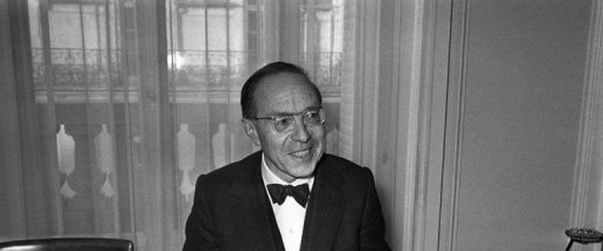 Il y a dix ans disparaissait Jean-Marcel Jeanneney, ambassadeur de France en Algérie en 1962