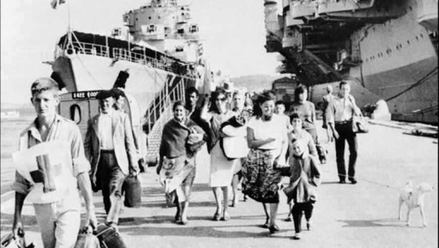 """Presse : 1962-2020 """"Les Pieds-noirs, leur seconde vie"""" (dossier Historia)"""
