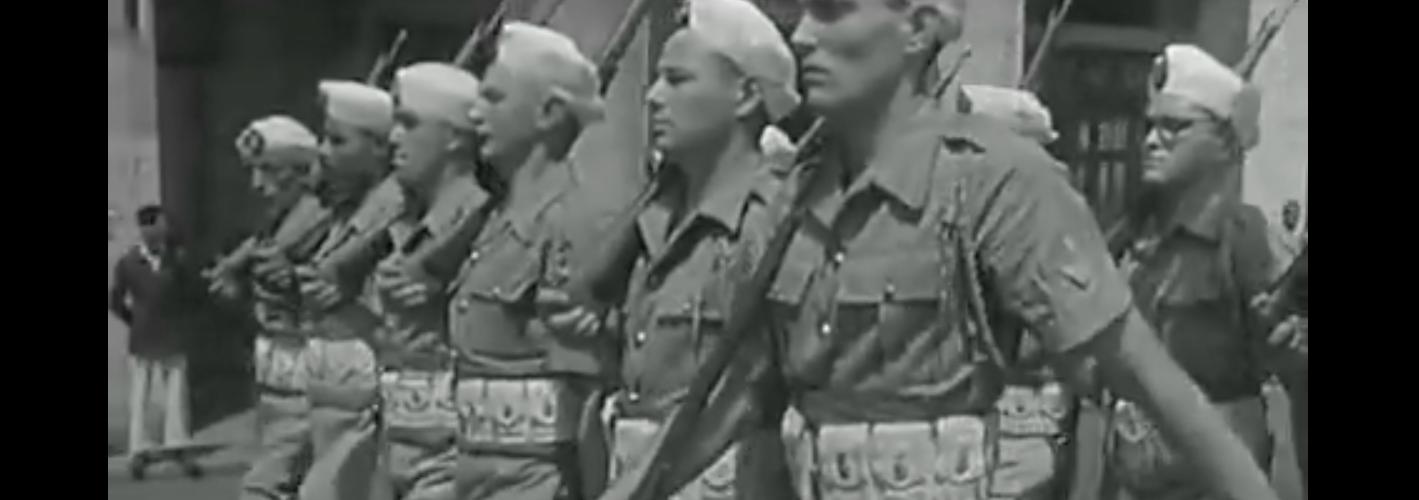 Archives vidéo : L'armée d'Afrique (Histoire)