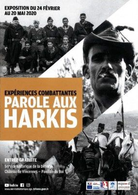 Derniers jours : Expériences combattantes - Parole aux harkis