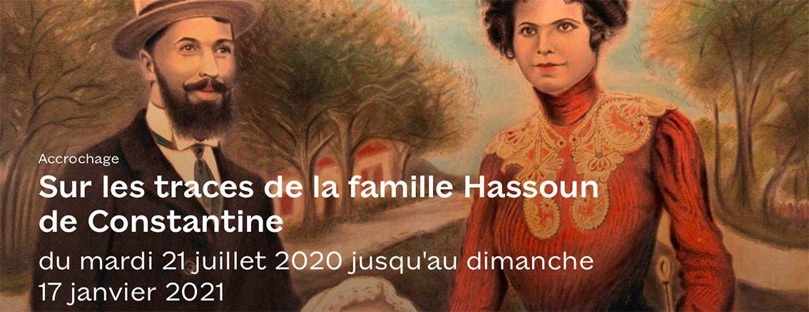Accrochage : Sur les traces de la famille Hassoun de Constantine
