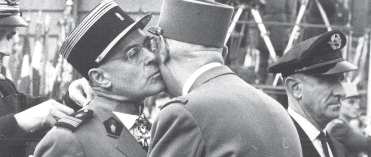 Exposition : Servir de Gaulle. Les riches heures du colonel de Bonneval