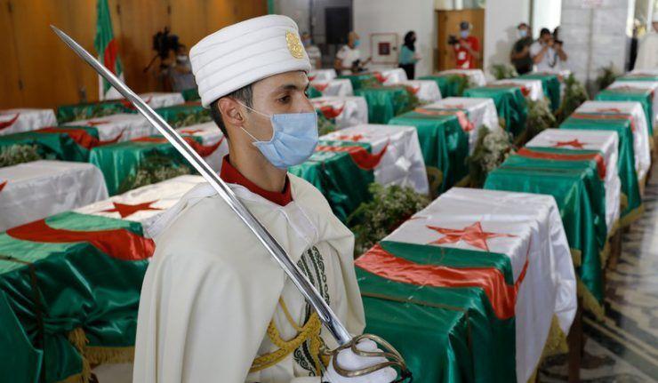 NOS POSITIONS : Mémoire France  Algérie