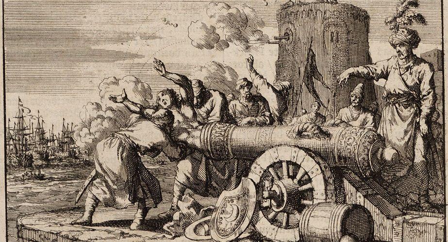 MEDITERRANEE AU XVIE SIECLE  : «Baba Merzoug dit La consulaire»- le canon de la convoitise
