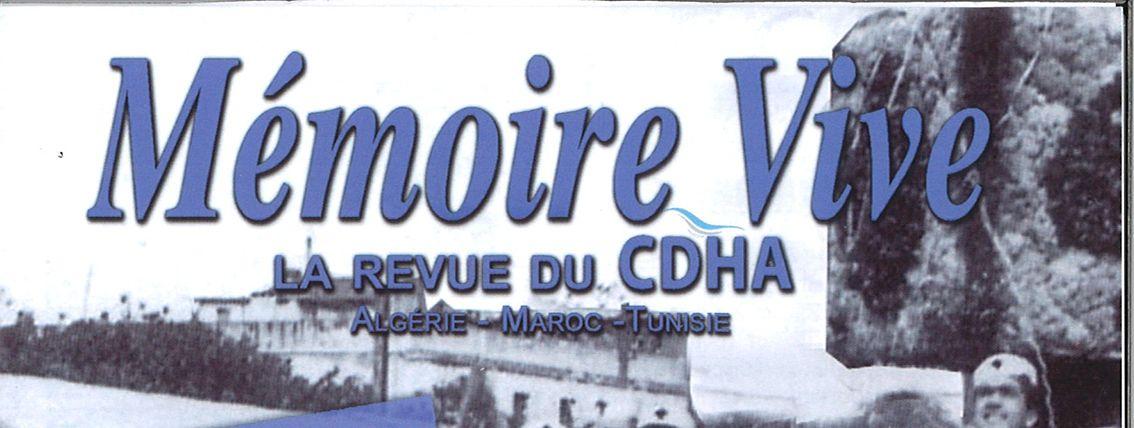 Parution : Mémoire Vive n°75