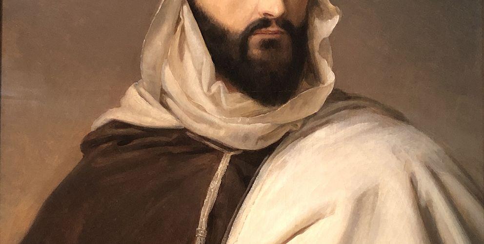 Réouverture des Musées : Un portrait d'Abd el -Kader